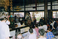 法輪寺 重陽の節会