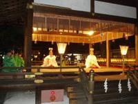 平野神社 御鎮座祈年祭・奉燈祭