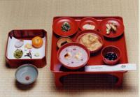 小豆粥で初春を祝う会<br />~東林院・千両の庭特別公開~