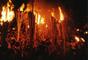 由岐神社 鞍馬の火祭