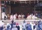 八坂神社 かるた始め式(日本かるた院本院奉納)
