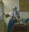 京都市美術館 フェルメールとレンブラント:17世紀オランダ黄金時代の巨匠たち‐世界劇場の女性‐