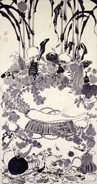 京都国立博物館 特集陳列 生誕300年 伊藤若冲