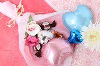 バレンタインにバルーンチョコブーケをつくろう