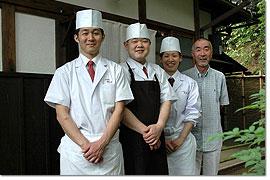 秋山の料理人