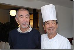 北さんと大塚さん