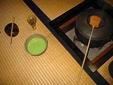 茶杓と柄杓
