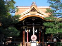 大将軍八神社 方徳殿特別公開