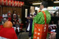 矢田寺(やたでら) かぼちゃ供養