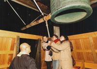天龍寺 除夜の鐘