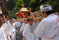 貴船神社 例祭 貴船祭(きふねまつり)