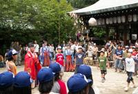 【中止】白峯神宮 精大明神例祭