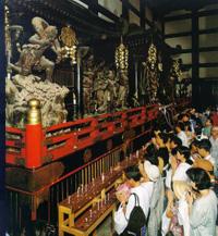 清水寺 千日詣り・宵まいり