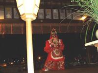 平野神社 名月祭