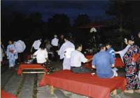 勝竜寺城公園 名月の宴