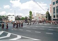 西院春日神社 西院春日祭