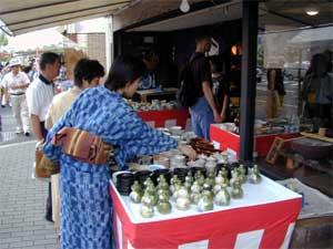 京都・五条坂 陶器まつり