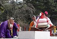 醍醐寺 五大力さん(五大力尊仁王会)