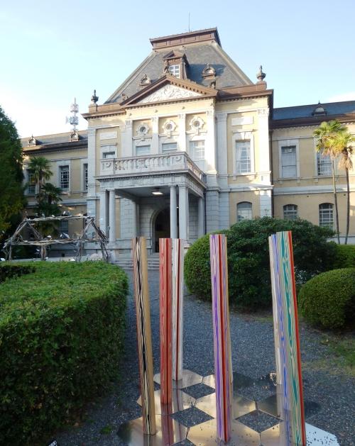 京都府庁旧本館「観芸祭」