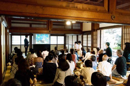 両足院 多聞会「若冲が見た18世紀の京都/若冲が見た東アジア世界―中国・朝鮮の絵画を視点に―」
