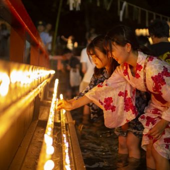下鴨神社 みたらし祭(御手洗祭) 2020(令和2)年