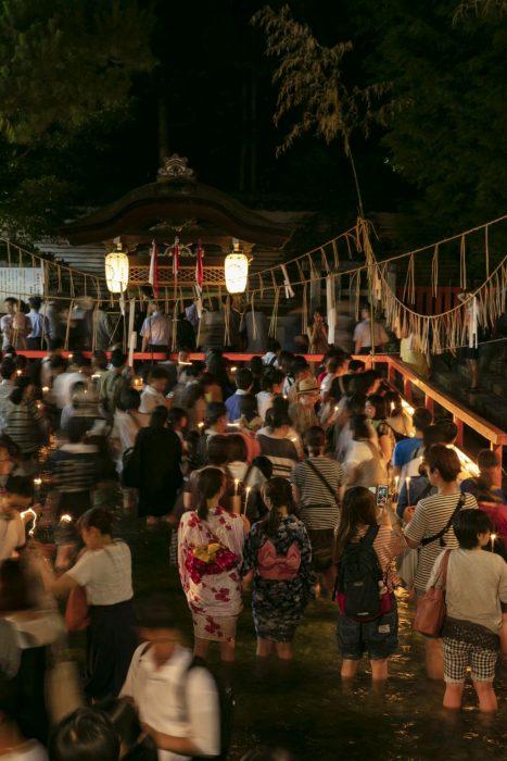 【本年は開催中止となりました】下鴨神社 みたらし祭(御手洗祭) 2020(令和2)年