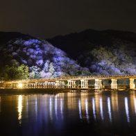 京都・嵐山花灯路-2018