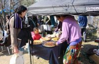 【京都ファーマーズマーケット】  子どもに食べさせたいのはこういうの! 有機野菜&作り手の見える雑貨