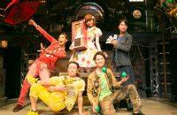 【京都の感動エンターテインメント ギア-GEAR-】 舞台だからこその臨場感と迫力。難しいセリフもないから、子どもも純粋に楽しめる!
