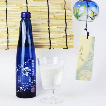 松竹梅白壁蔵スパークリング清酒「澪」無料試飲会
