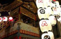 【祇園祭前祭・宵山、山鉾巡行】夜に映える美しい鉾を撮影するコツは!?