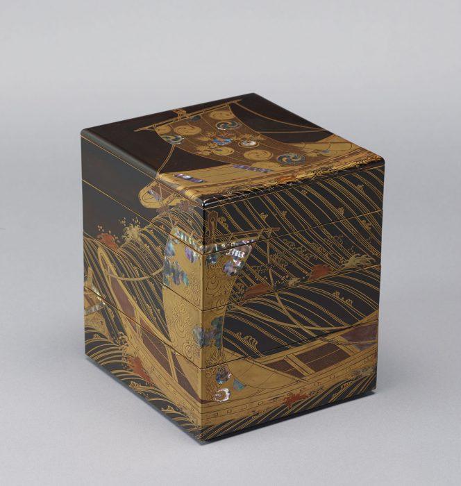 京都国立博物館 特別企画 貝塚廣海家コレクション受贈記念 豪商の蔵─美しい暮らしの遺産─