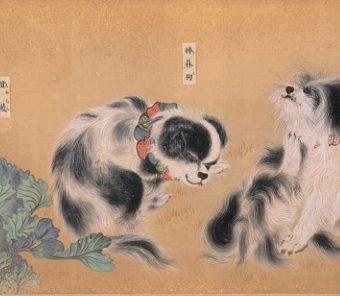 京都国立博物館 特集展示 いぬづくし─干支を愛でる─