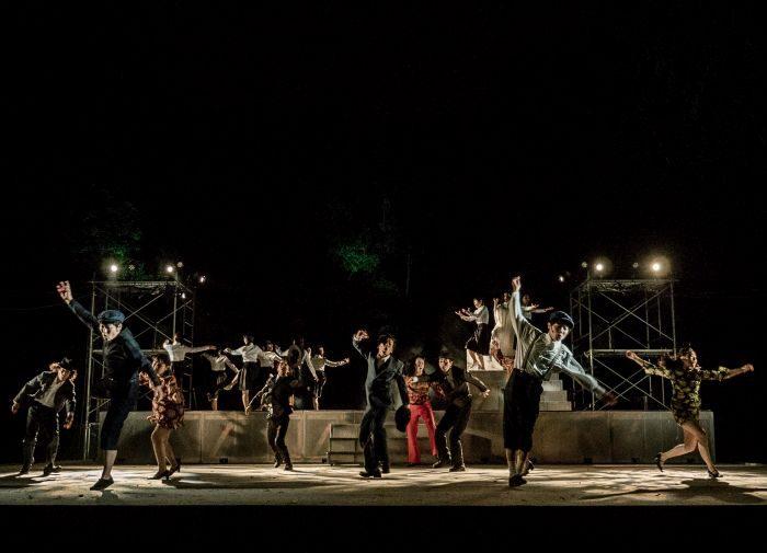 舞台芸術集団VOGA旗揚げ20周年記念公演「about XX」