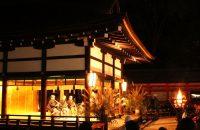 下鴨神社の【名月管絃祭】に行ってきました。