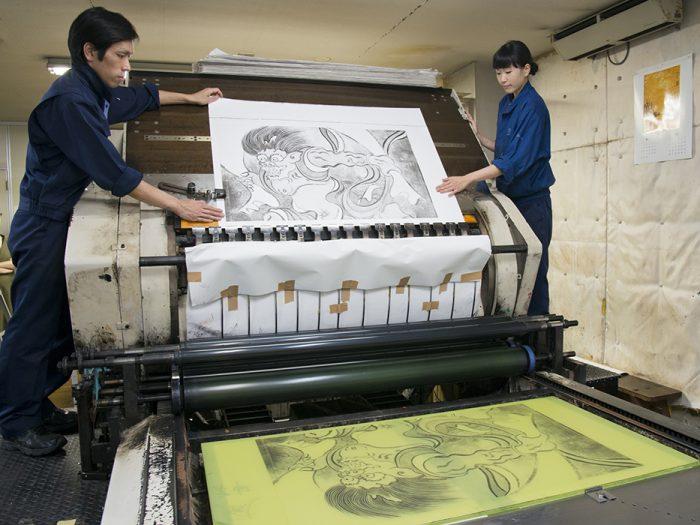 京都文化博物館 「便利堂創業130周年記念 至宝をうつす―文化財写真とコロタイプ複製のあゆみ―」