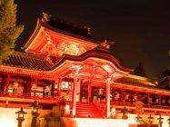 まいまい京都 【石清水八幡宮】一夜限り清秋の夜会、神職といく特別貸切参拝