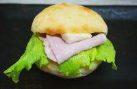烏丸御池「Flip up!」~具とパンの相性を大切に。〝そのためのパン〟を作ることも!