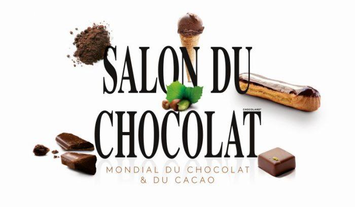 ~パリ発、チョコレートの祭典~ サロン・デュ・ショコラ