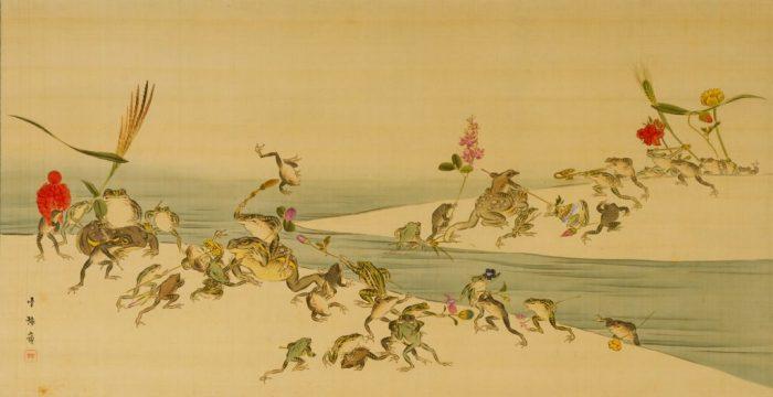 京都国立近代美術館 明治150年展 明治の美術工芸とその図案
