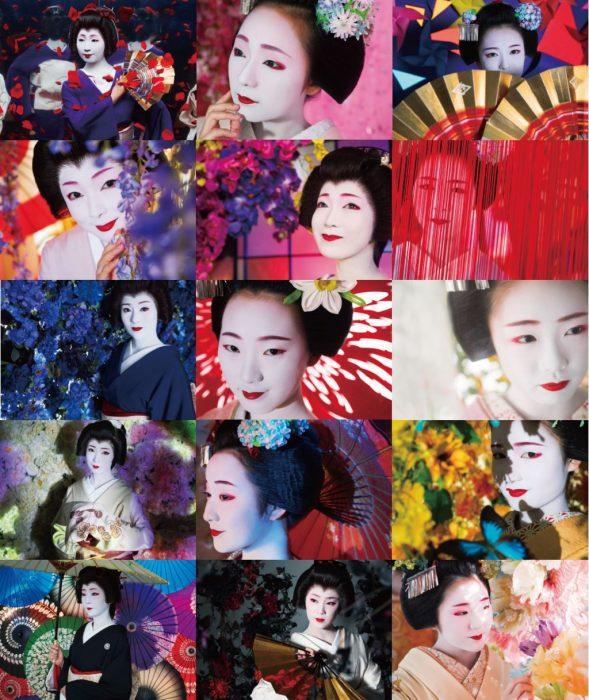 美術館「えき」KYOTO 蜷川実花写真展 UTAGE 京都花街の夢 KYOTO DREAMS of KAGAI