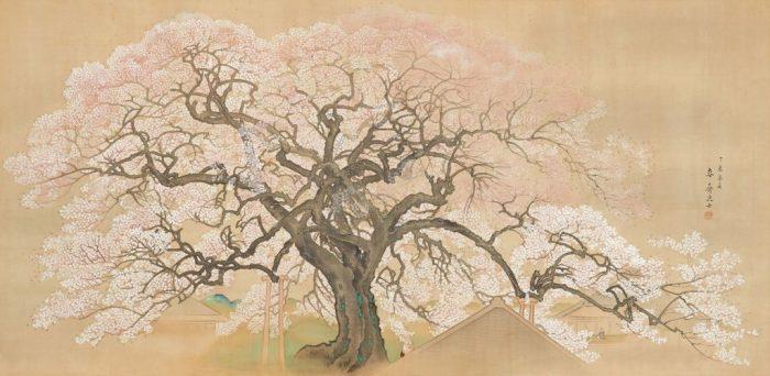 泉屋博古館「絵描きの筆ぐせ、腕くらべ ―住友コレクションの近代日本画」