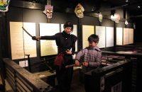 【NINJA KYOTO】 忍者屋敷がレストランになった!? 子どもたちの大好きな忍者が接待してくれるお店!