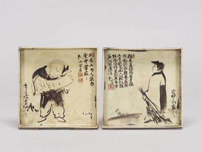 京都国立博物館 特集展示 新収品展