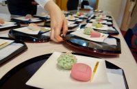 【北野天満宮の京菓子Collection】目で、舌で、春を楽しむ京菓子の祭典