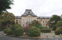 【京都府庁旧本館】現役官公庁としては日本最古の建物で、嬉々欣然!