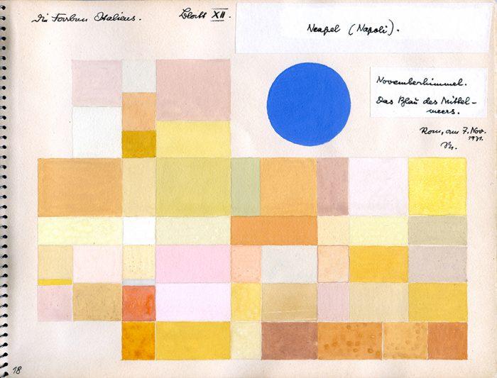 京都文化博物館 色彩の画家 オットー・ネーベル展 シャガール、 カンディンスキー、クレーとともに