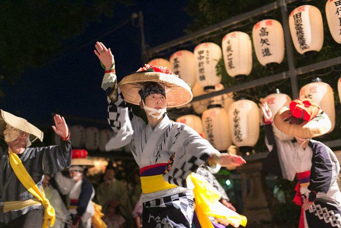 県神社 県祭(あがたまつり)