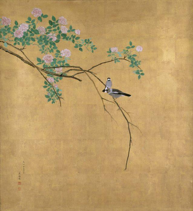相国寺承天閣美術館 春燦燦(はるさんさん)―清婉峭雅(せいえんしょうが)の系譜