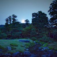 (無鄰菴)明治150年記念企画 「山縣有朋の庭園観を知り、琵琶湖疎水のホタルをめぐる夜」